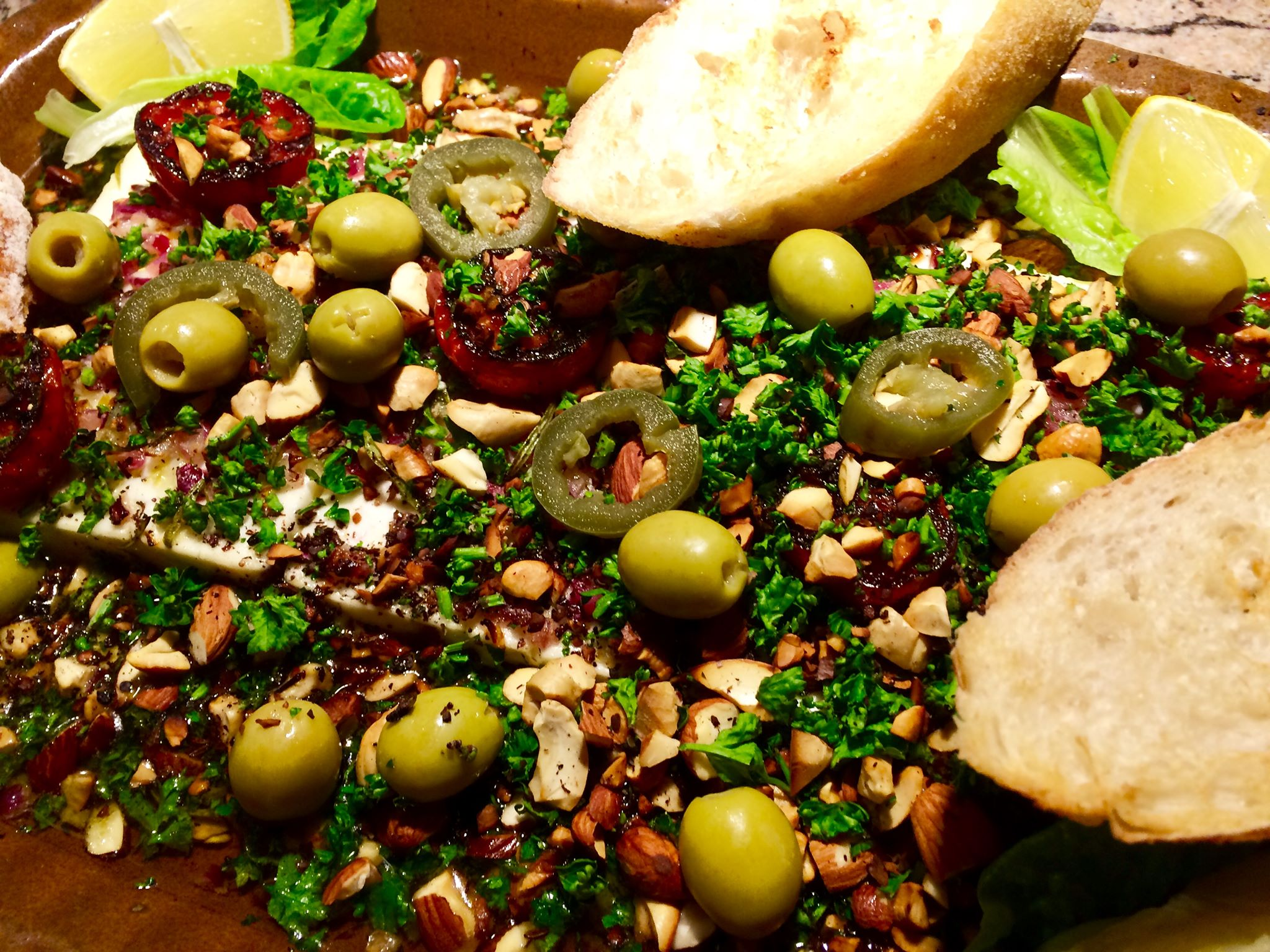 Read more about the article Feta goes nuts