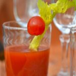 Melonfrisk Bloody Mary