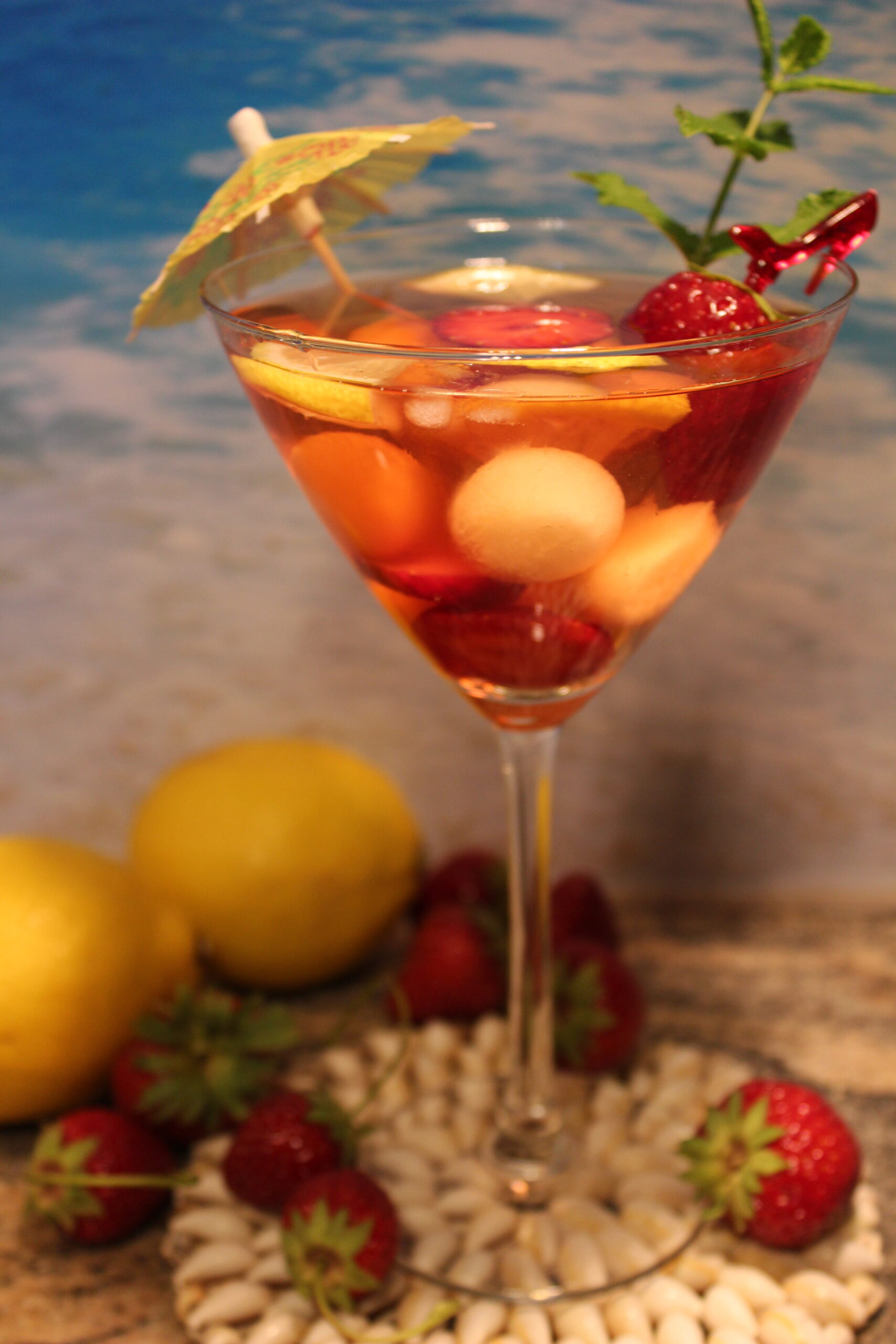 You are currently viewing Fruktig Sommar Sangria